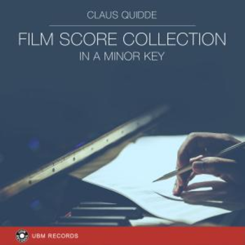 UBM 2390 Film Score Collection In A Minor Key