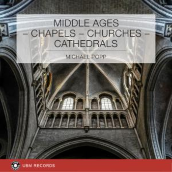 UBM 2375 Middle Ages - Chapels - Churches - Cathedrals
