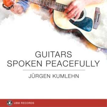 Guitars Spoken Peacefully