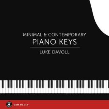 UBM 2248 Piano Keys - Minimal and Contemporary