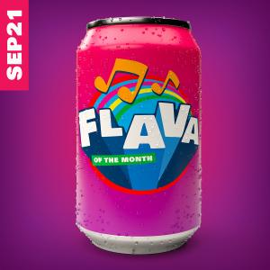 FLAVA Of The Month SEPT 21