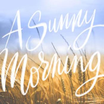 SCDV 1038 - A SUNNY MORNING